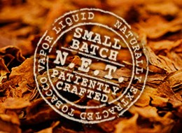 naturally extarcted tobacco vapor liquid
