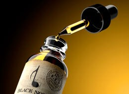 Black Note Lab certified Eliquid