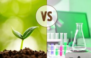 Natural vs. Lab created E-liquid