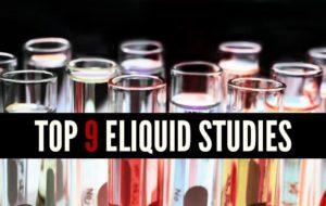 nine eliquid studies