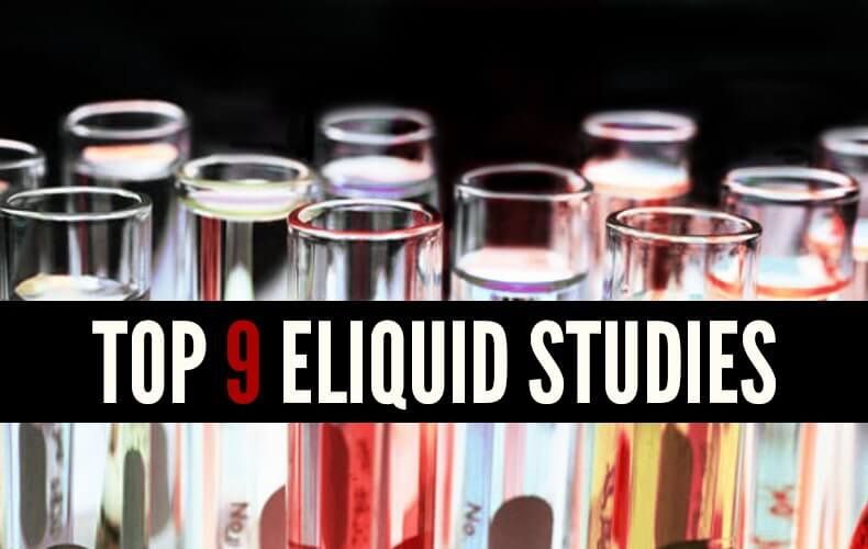 nine eliquid studies