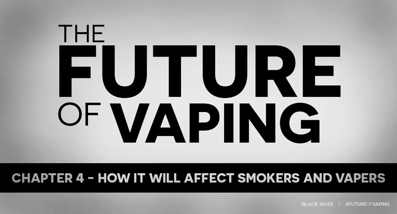 smokers and vapers #futureofvaping