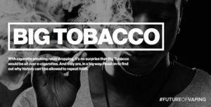 Big-Tobacco - Future of Vaping