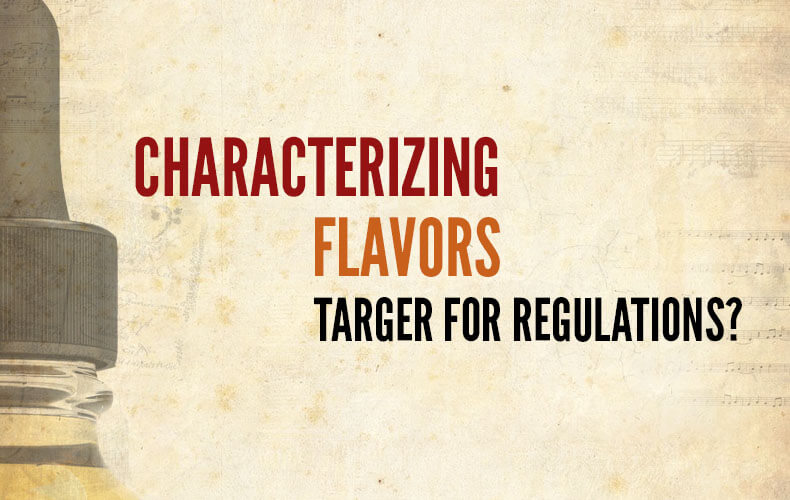 CHARACTERIZING FLAVORS