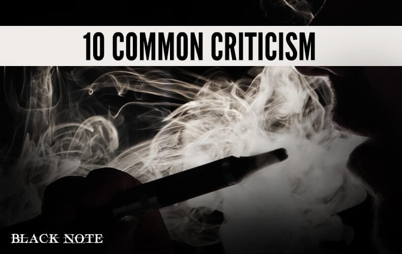 blog - 10 COMMON CRITICISM