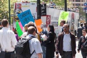 Vaping Ban Advocacy