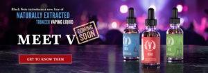 V e-liquid by Black Note