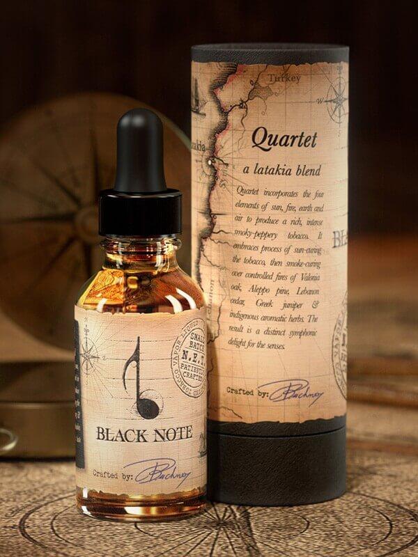 Quartet Product Shot