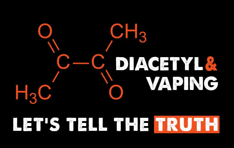 what influencers have to say about diacetyl