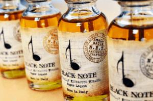 Black Note's Name
