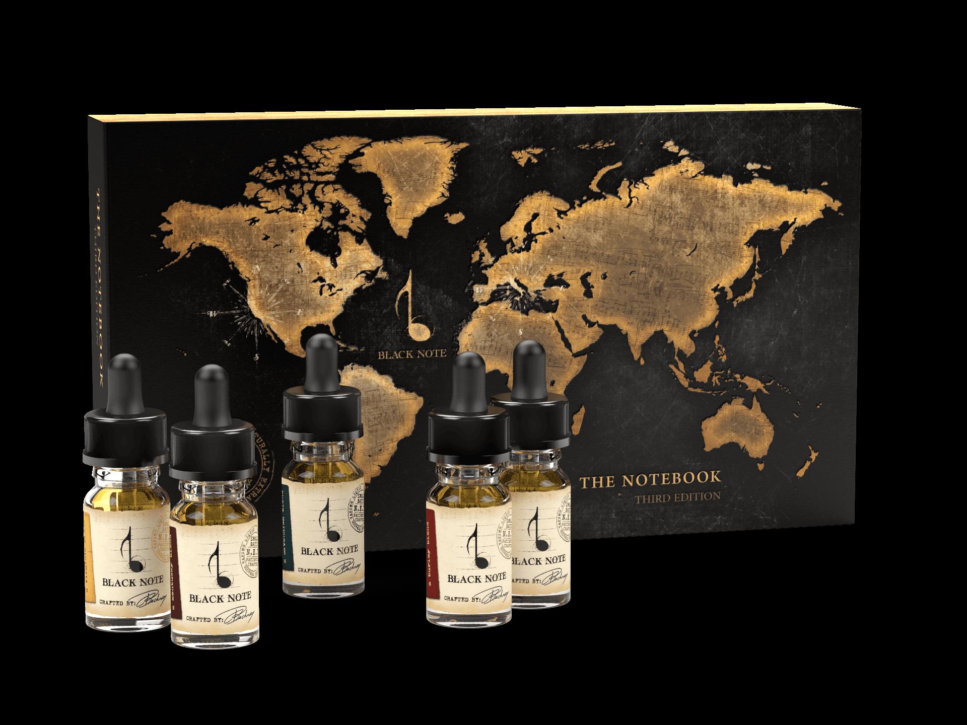 Black Note's tobacco varieties