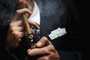 How to kill bad cigarette or cigar breath