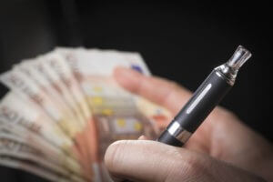 how much money can vaping save you