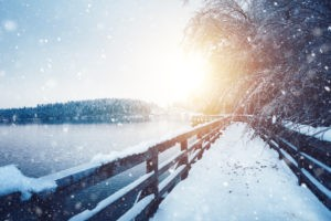 Vaping In Winter