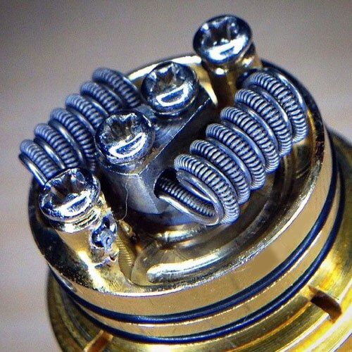 Five Awesome Coil Builds for Cloud-Chasing Vapers - Black Note