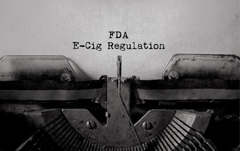 FDA E-Cig Regulation