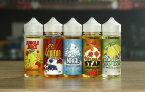 FDA E-juice flavor Ban