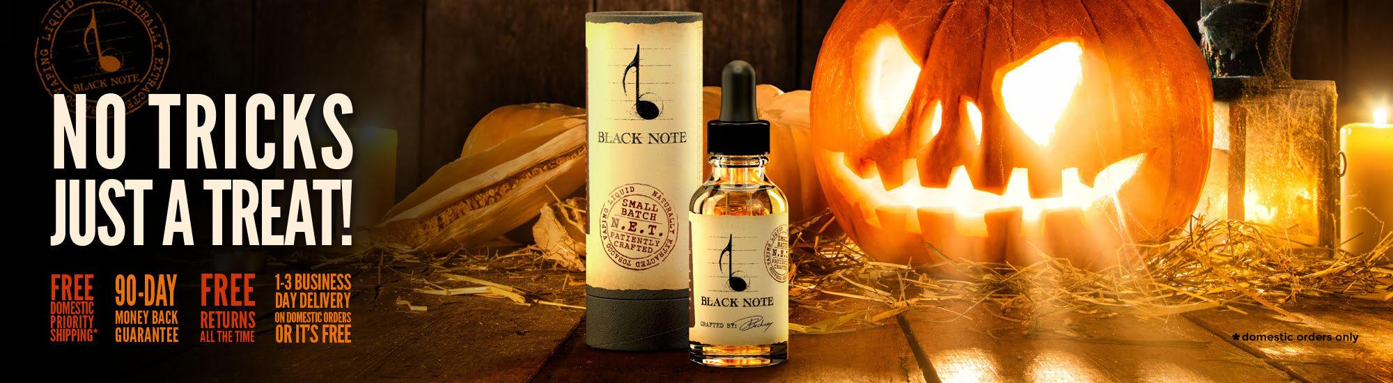 Blacknote Halloween