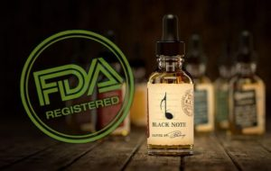 Black Note is now FDA registered