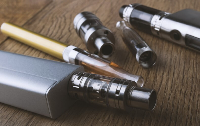 Vape pen ohms