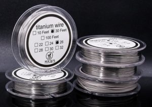Titanium Wire Temperature Control