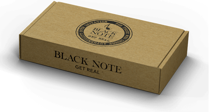 Blacknote - Get Real