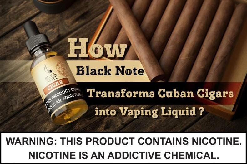 Does E-Liquid Go Bad? | Black Note